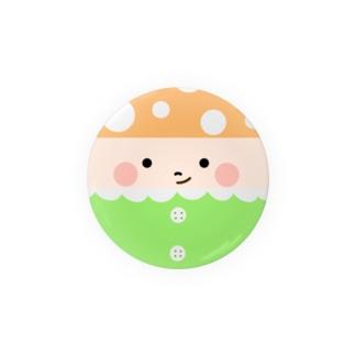 happyきのこ Badges