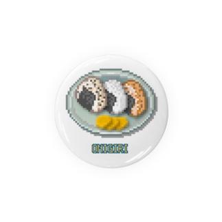 オニギリ_2 Badges