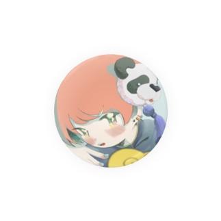 チャイナっ子 Badges