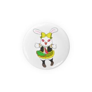 アイドルウサギちゃん Badges