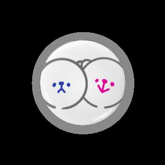 Yumiyanのくまふたり Badges