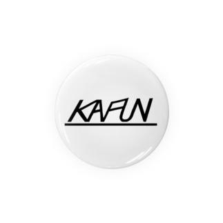 KAFUN (花粉) Badges