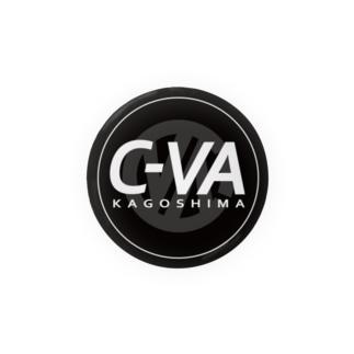 C-VA KAGOSHIMA SHOPのデカC-バッチ Badges
