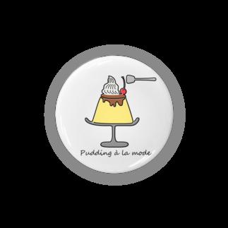 jaguchi4mのプリン Badges