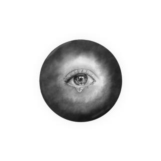 Yopioの目【56mm専用】 Badges