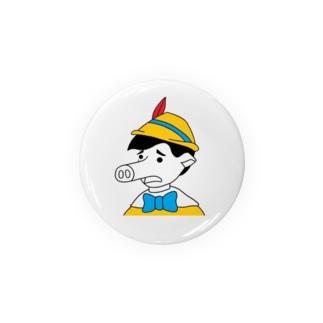 ピグキオ(シンプルver) Badges