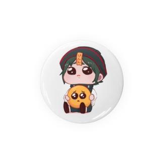 さばぴえん🥺 缶バッジ Badges