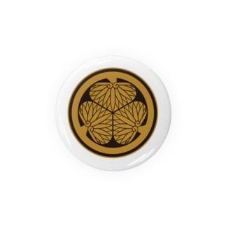 葵紋 Badges