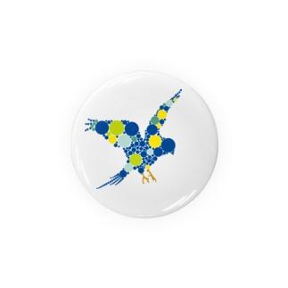 bluebird. Badge