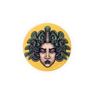 メドゥーサ🐍 Badges