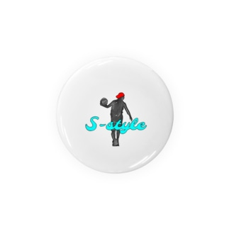 SHINGOのS-style(No.1) Badges