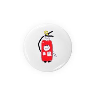 消化器くん Badges