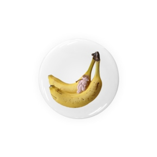 はだかちゃんとバナナ Badges
