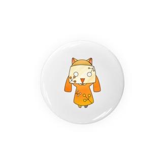 楽ちゃん Badges