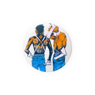 🚀の一服 Badges