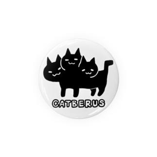 ネコベロスちゃん Badges