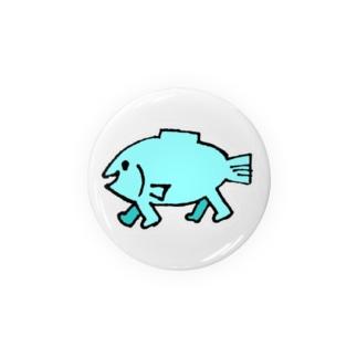 歩く魚 Badges
