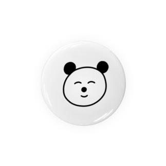 ぐーちょきぱんだ(フェイス) Badges