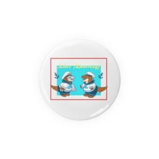 古生物の水兵さん〜Sailor's Paleontology〜 Badges