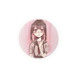 恋するちゃん缶バッジ Badges