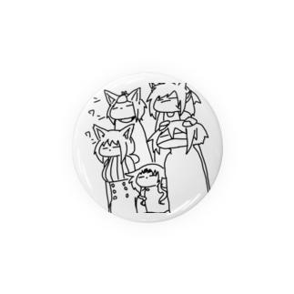 ワンワンワンの日 Badges