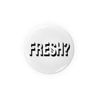 FRESH? Badges
