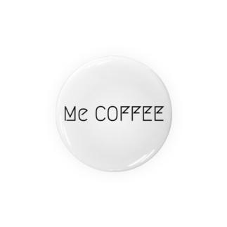 MeCOFFEEロゴ Badges