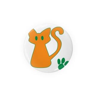 【限定】安定感企画 イラスト編みかんカラー【1月31日まで】 Badges
