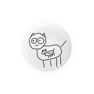 まとりょ動物 Badges