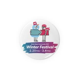 冬フェス Badges