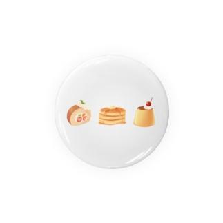 【sweets】デザート Badges