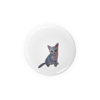 子猫 小物 Badges