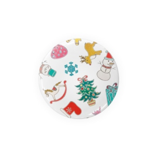 クリスマス Badges