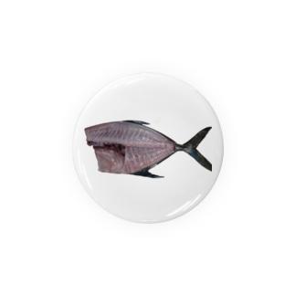 捌いた魚 Badges
