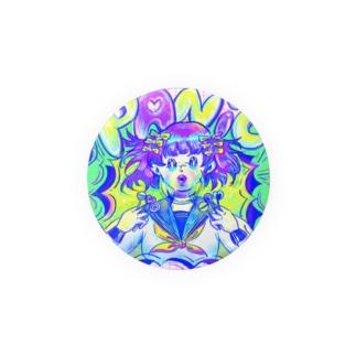 パニックボム Badges