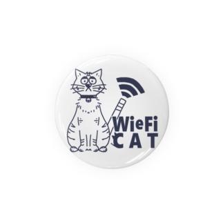 WieFi CAT(ウィーフィーキャット)  Badges