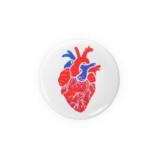 みんなの心臓 Badges
