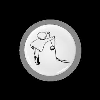内山ユニコの衰弱しきった棒人間 Badges