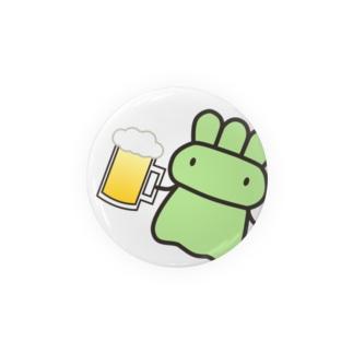 ビール党やくそう Badges