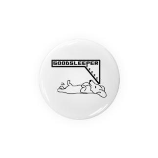 GOODスリーパーDOG Badges