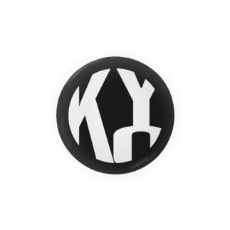 Logomark_吉田圭佑アート事務所-pattern2 Badges