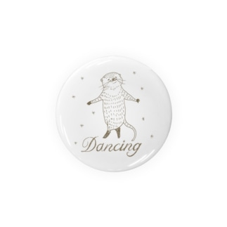 kawauso dancing! Badges