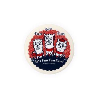 It'FunFunFun【C】56mm缶バッチ用  Badges