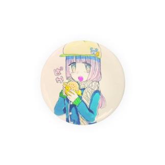 ハンバーガー女子 Badges