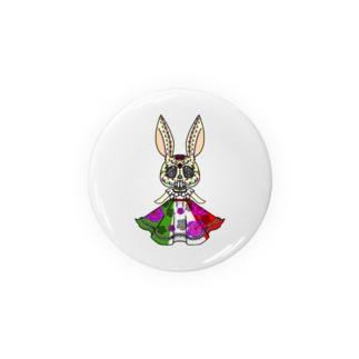 Dia de muertos Badges