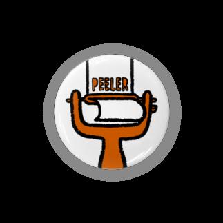 MaritaのPEELER - 06缶バッジ