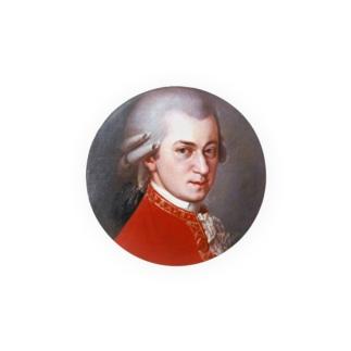 モーツァルト Badges