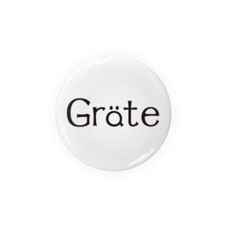 gräteのロゴアイテム Badges