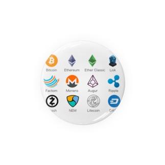 仮想通貨集合2 Badges