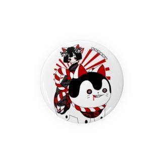 こまこちゃん Badges